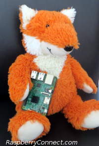 mr fox raspberrypi cpu heatsink