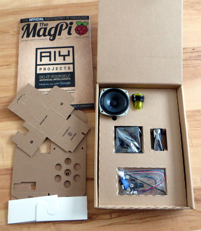 MagPi-Issue57--AIY-Projects-Unboxing